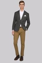 Hardy Amies Grey Herringbone Jacket