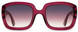 Christian Dior DDior 54MM Square Sunglasses