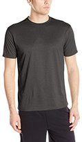 Russell Athletic Men's Heather Short Sleeve Mesh Performance T-Shirt