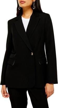 Topshop Remi Suit Blazer