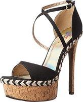 Luichiny Women's Le Andra Platform Sandal