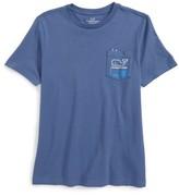 Vineyard Vines Boy's Lobster Trap Cotton T-Shirt