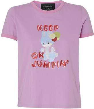 Marc Jacobs Magda Archer collaboration t-shirt