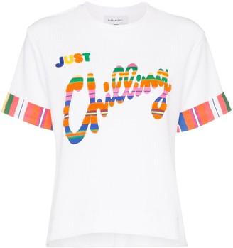 Mira Mikati Just Chilling T-shirt