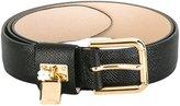 Dolce & Gabbana padlock belt