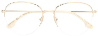 Victoria Beckham Round-Frame Glasses