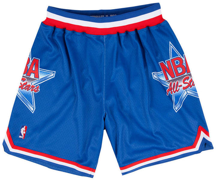 1bfdaadec Men Nba All Star Authentic Nba Shorts