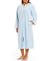 Miss Elaine Plus Luxe Fleece Robe