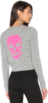 360 Sweater Trova Cashmere Skull Sweater