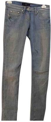 Daniele Alessandrini Blue Denim - Jeans Jeans for Women