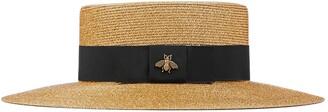 Gucci Lame papier hat