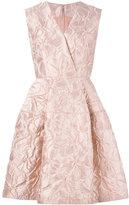 Talbot Runhof Nomotion dress - women - Silk/Acrylic/Polyester/Cupro - 34