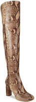 INC International Concepts Tyliee Over-The-Knee Boots, Only at Macy's