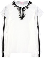 Giamba Embroidered Blouse