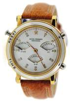 Revue Thommen Greenmark 6423001 Two Tone Stainless Steel Quartz 36mm Unisex Watch