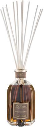 Dr.Vranjes Oud Nobile Glass Bottle Collection Fragrance Diffuser, 17 oz./ 500 mL