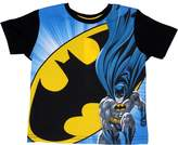 Batman Kids Short Sleeve Panel T Shirt By BestTrend