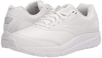 Brooks Addiction Walker 2 (White/White) Women's Walking Shoes
