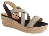 Patricia Green Women's 'Erica' Platform Wedge Sandal