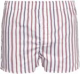 Derek Rose Modern-fit Milly-print cotton boxer shorts