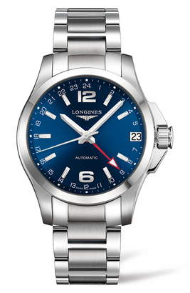 Longines Conquest Automatic Bracelet Watch, 41mm