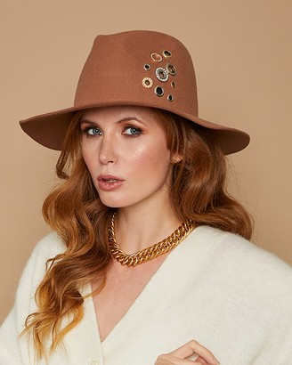 Eugenia Kim Georgina Wool Hat