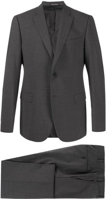 Emporio Armani Fitted Two-Piece Suit