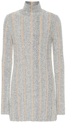 Jil Sander Striped wool-blend sweater