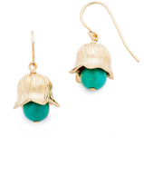 Aurelie Bidermann Lily of the Valley Earrings