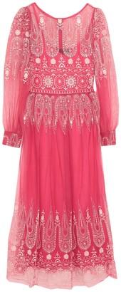 LA KORE 3/4 length dresses