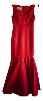 Y's Red Cotton Dresses