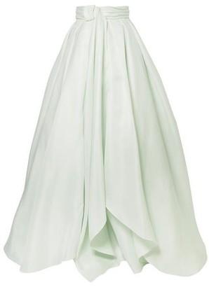 Brandon Maxwell Long skirt