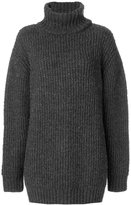 Marc Jacobs roll neck oversized sweater