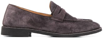 Alberto Fasciani Slip-On Loafers