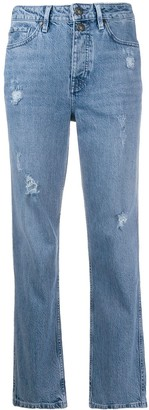 Tommy Hilfiger Tapered Leg Jeans