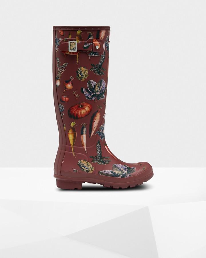 Hunter Women's Original Peter Rabbit 2 Tall Wellington Boots