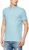 Tommy Hilfiger Men's 50/2 Performance S/S SF Polo Shirt