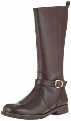 Geox Girls JR Agata F Ankle Riding Boots