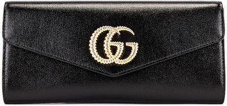 Gucci Broadway Evening Clutch in Black | FWRD