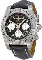 Breitling Ab01442j-Bd26ls Men's Chronomat 41 Airborne Auto Chrono Ltd. Ed. Crocodile Ss Watch
