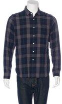 Shipley & Halmos Plaid Flannel Shirt