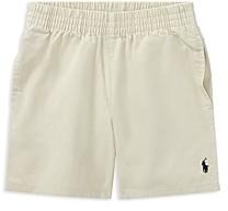 Ralph Lauren Polo Boys' Stretch-Waist Chino Shorts - Little Kid