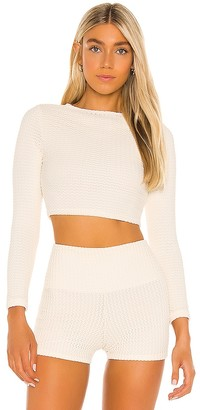 Montce Swim Solidad Crop Top