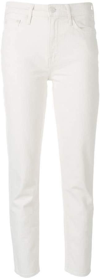 Mother straight-leg jeans