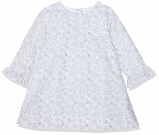 Chicco Baby Girls' Abito Manica Lunga Dress
