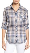 KUT from the Kloth Women's Kayla Plaid Shirt