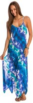 Hawaiian Tropic Scent of the Sea Maxi Dress 8146607