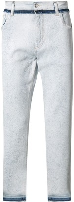 Dolce & Gabbana Loose Fit Jeans