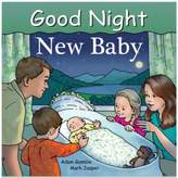 Bed Bath & Beyond Good Night New Baby Board Book