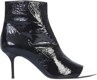 MSGM Glossy Boots